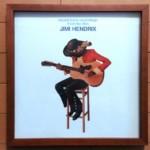 ジミ・ヘンドリックス「天才ジミ・ヘンドリックスの生涯」~レコードジャケットのベストデザインを考える③~