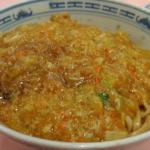 一生に一度は食べたい!「 天香樓」の一杯7千円!?の上海蟹味噌麺を食す《香港の微妙なグルメ②》