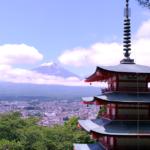 新倉富士浅間神社で三国一の絶景を拝む~御朱印集め開運紀行⑤~